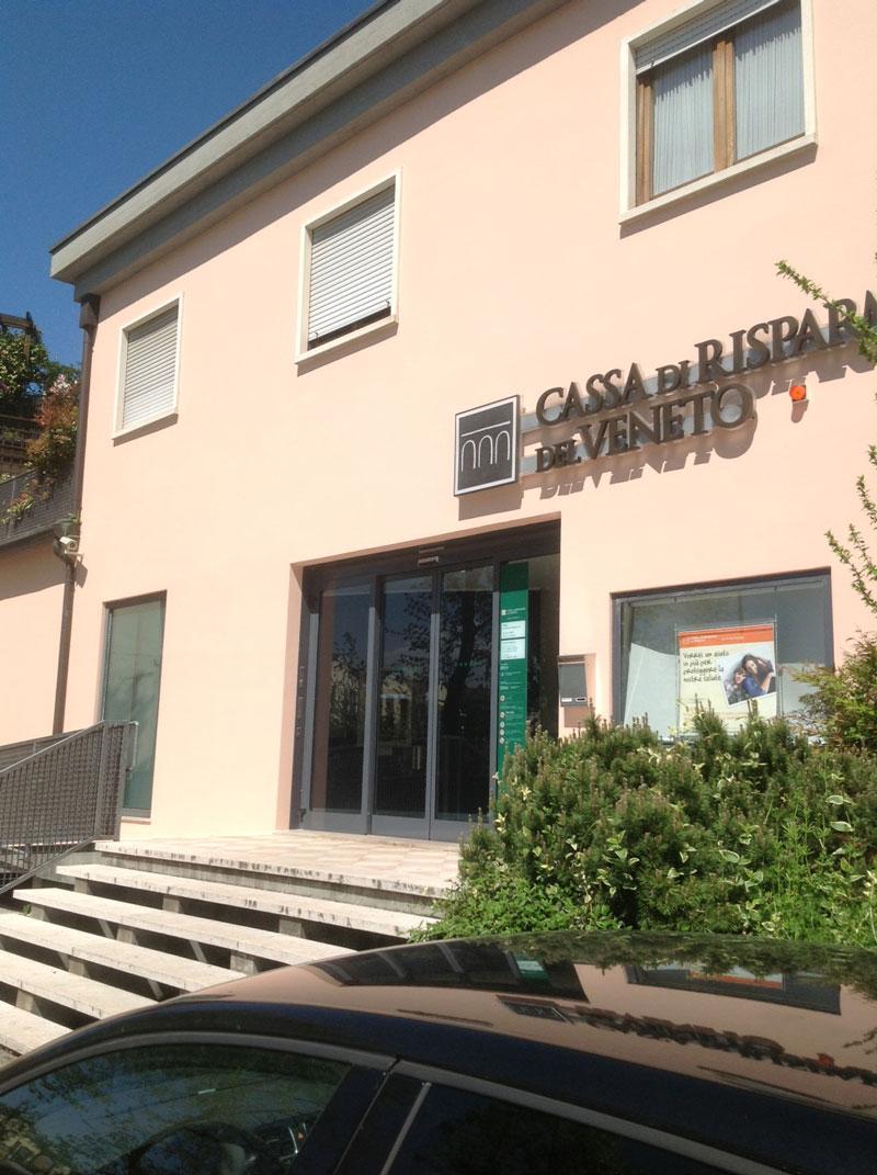 Ristrutturazione Cassa di Risparmio del Veneto